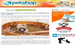 Hotel para cães Site Pet Shop Magazine